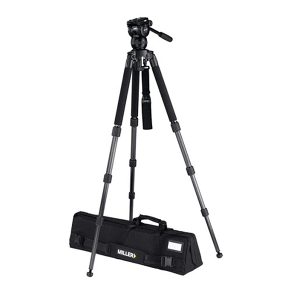 MILLER COMPASS 15 SOLO 3-STAGE TRIPOD 2020