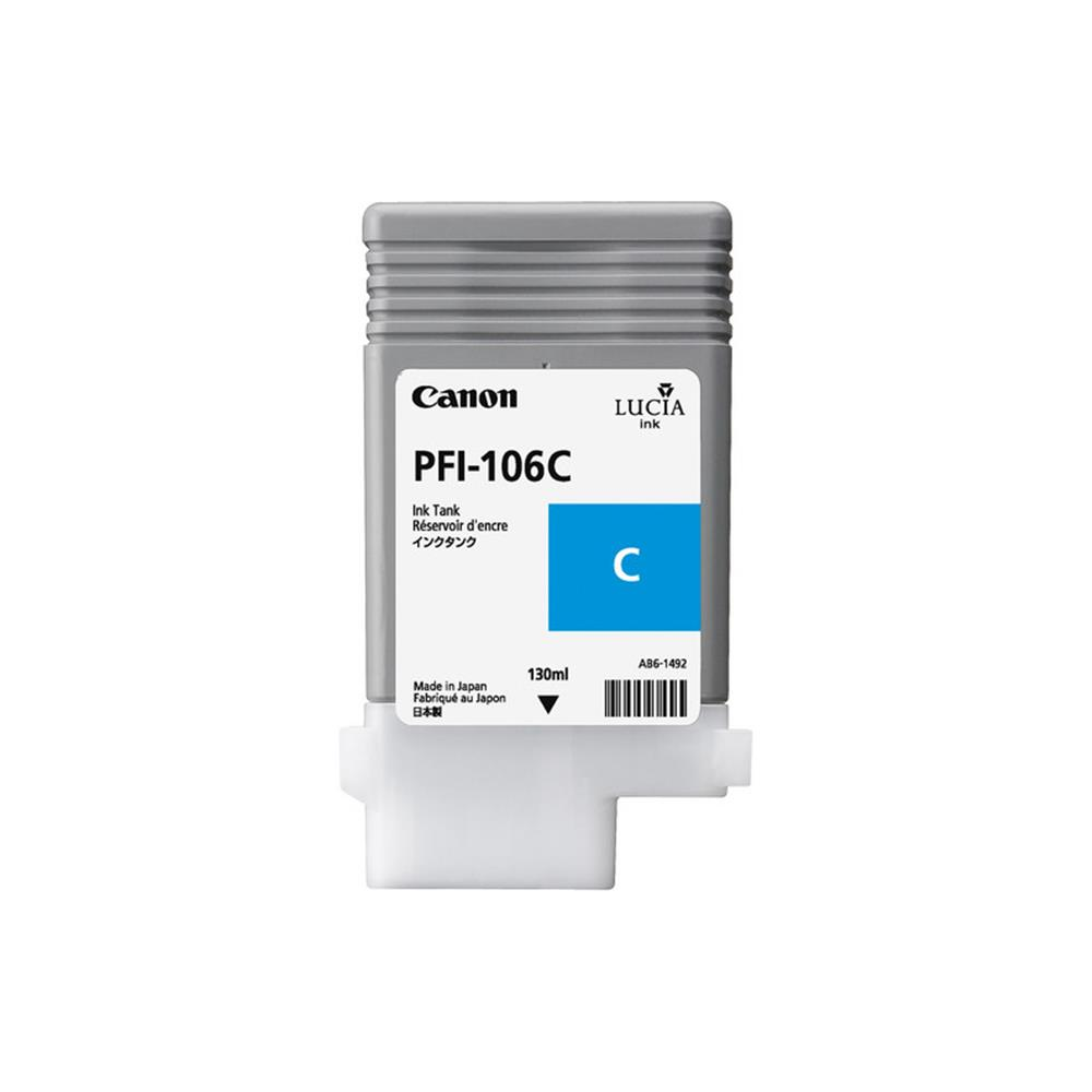 CANON CYAN INK 130ML PFI-106C