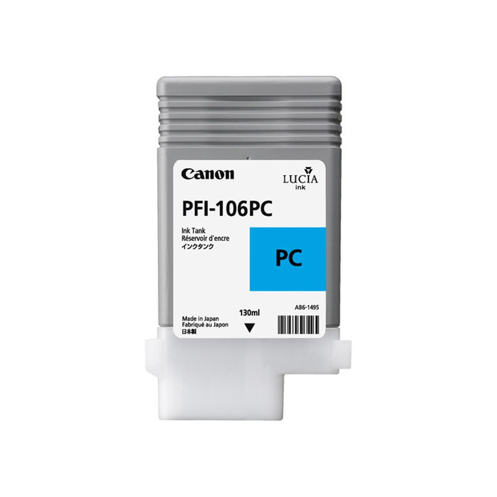 CANON PHOTO CYAN INK 130ML PFI-106PC