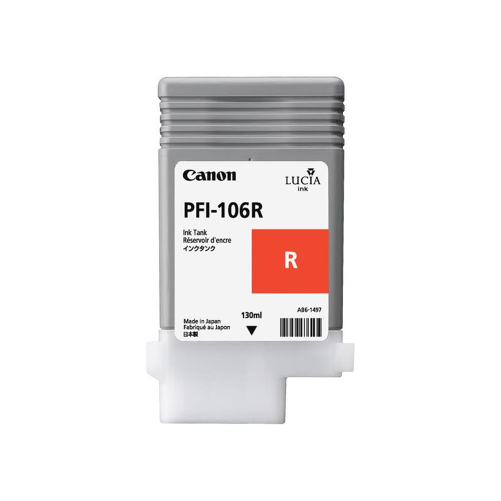 CANON RED INK 130ML PFI-106RM