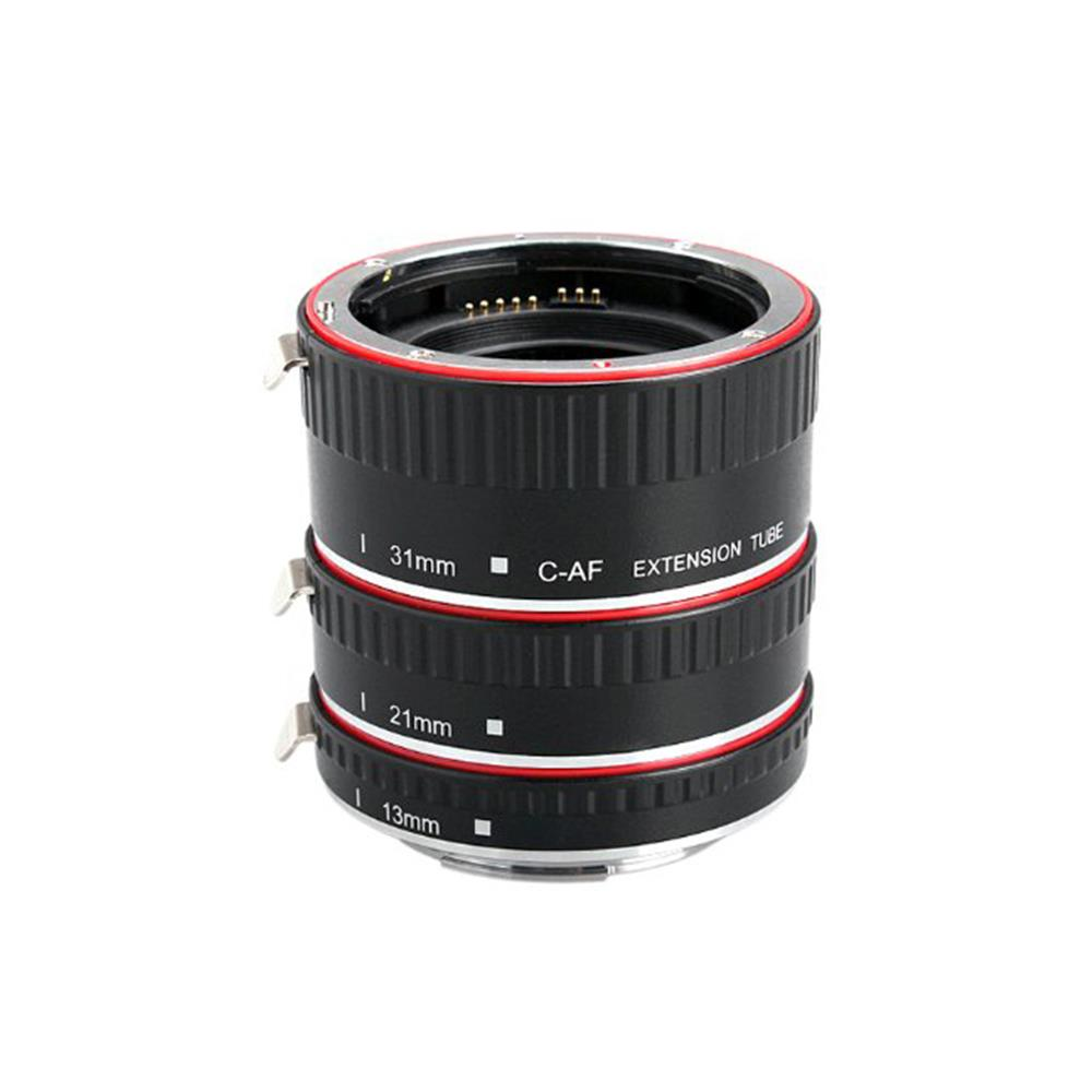 APUTURE MACRO EXTENSION TUBE SET CANON
