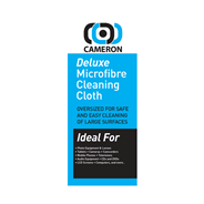 CAMERON DELUXE MICROFIBRE CLEANING CLOTH