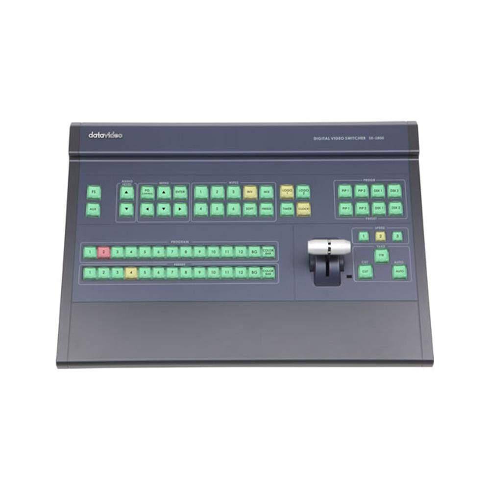 DATAVIDEO SE-2800-8 VIDEO SWITCHER 8-INP