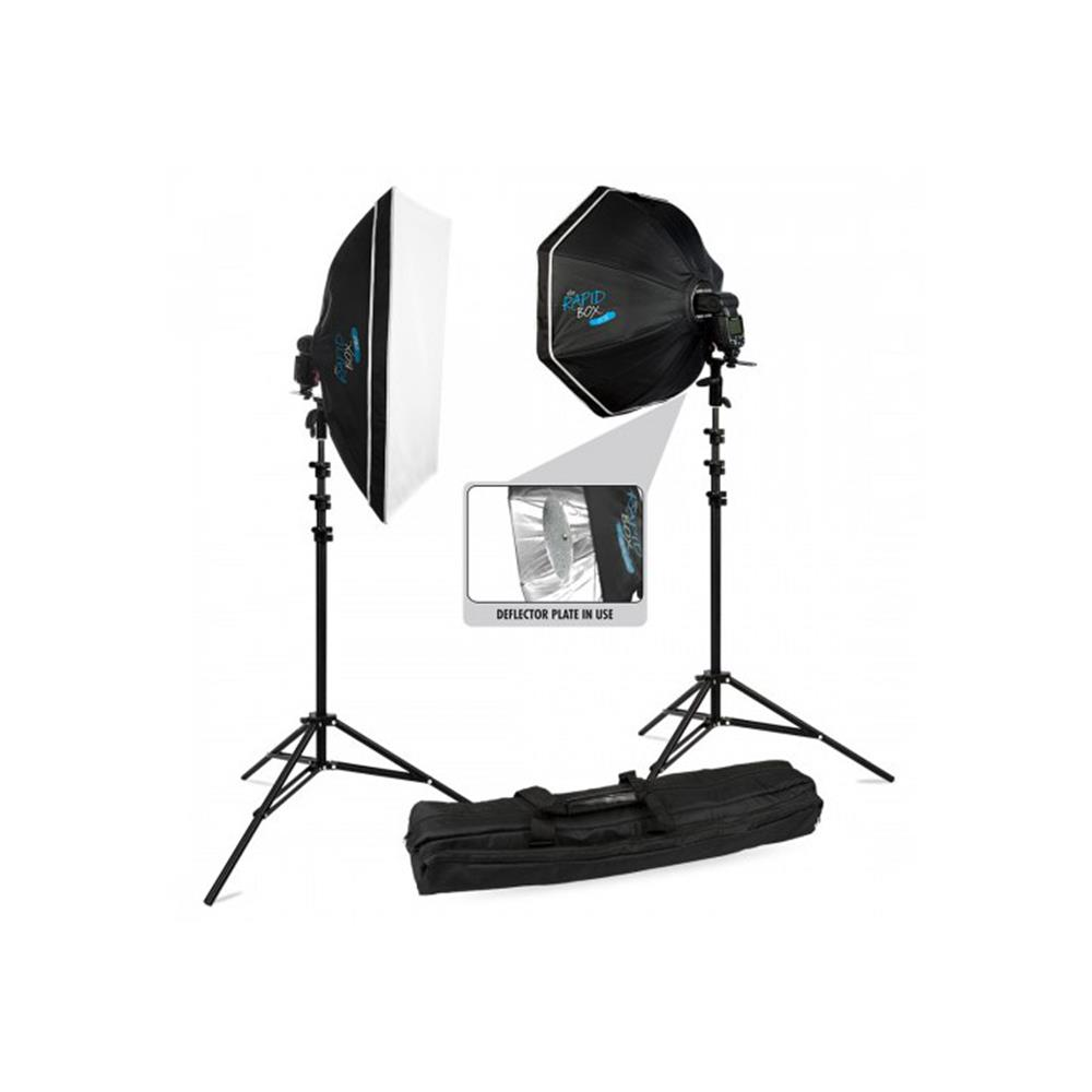WESTCOTT RAPIDBOX PORTRAIT SPD LIGHT KIT