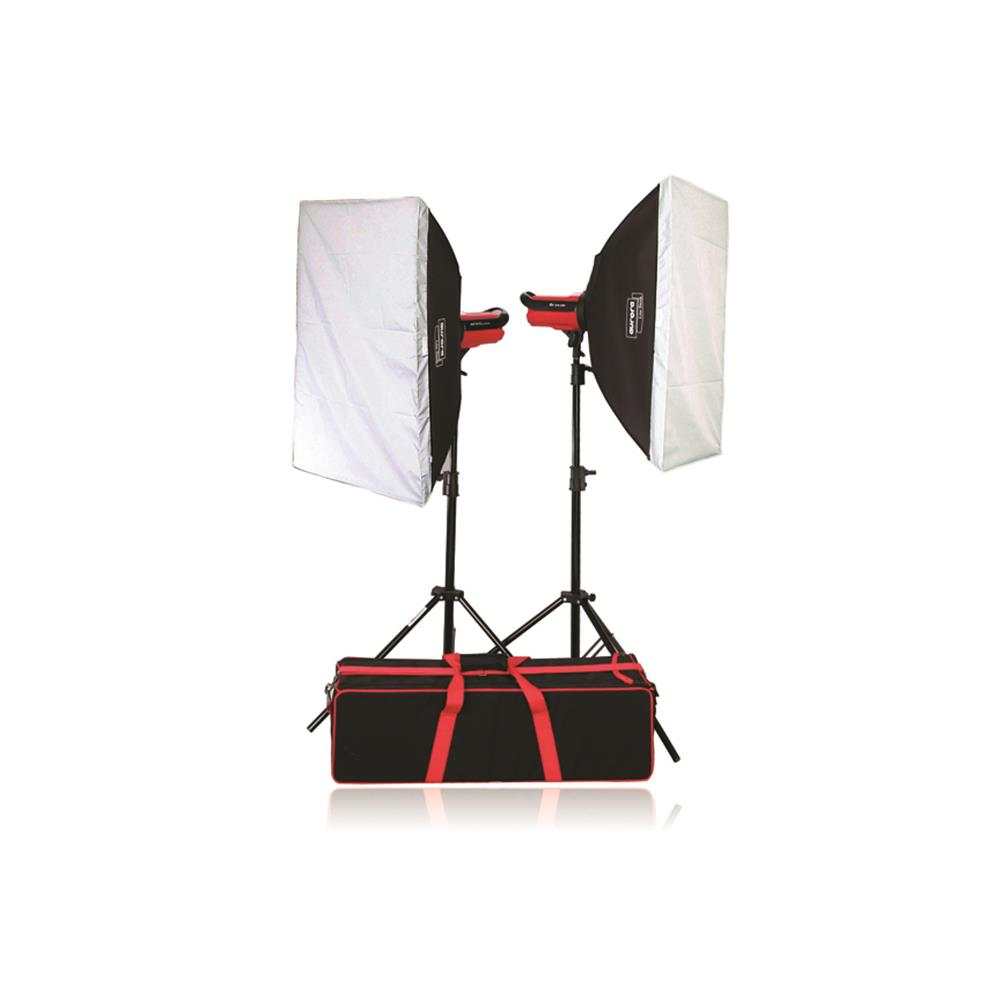 AURORA ORION 400WS SOFTBOX KIT