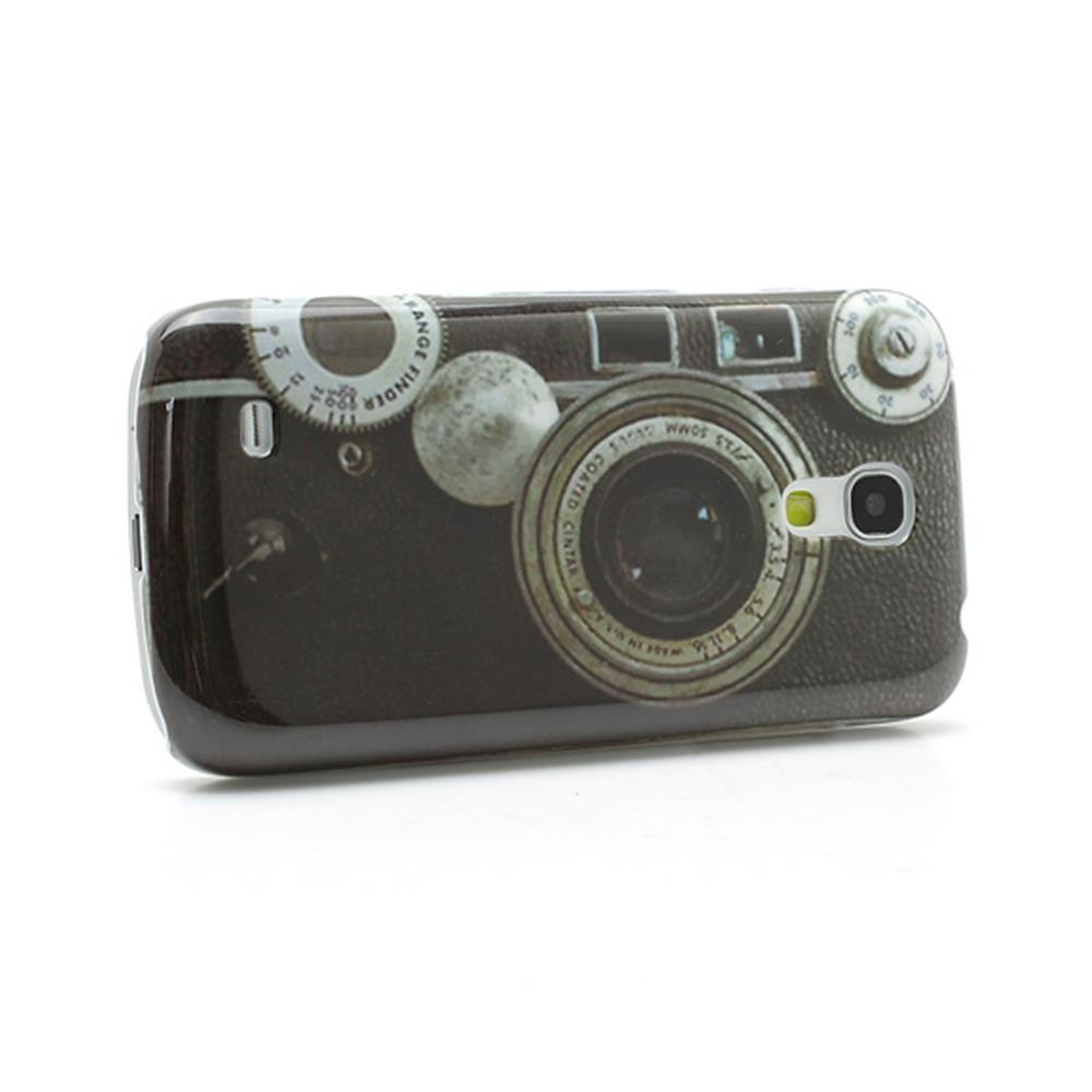 VINTAGE CAMERA CASE SAMSUNG GALAXY S4 MINI