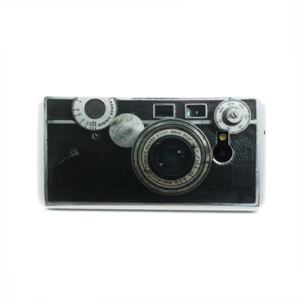 VINTAGE CAMERA CASE FOR HTC ONE X PHONE