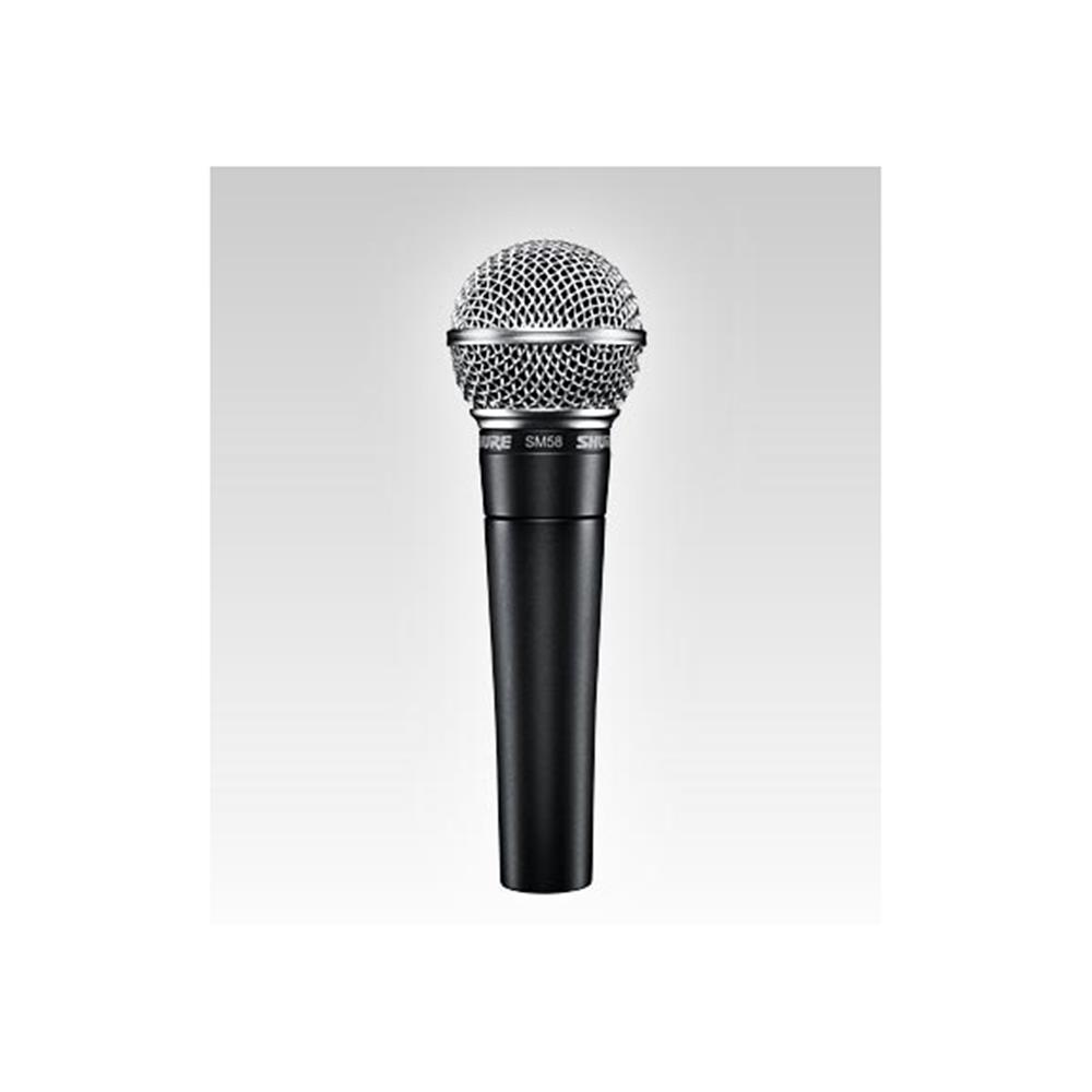 SHURE SM58S DYNAMIC VOCAL MICROPHONE