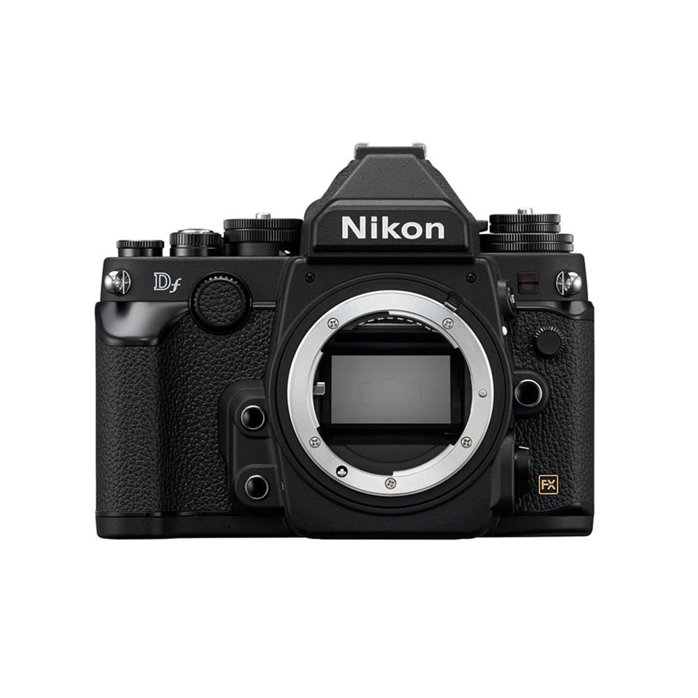 NIKON DF DSLR BODY ONLY BLACK