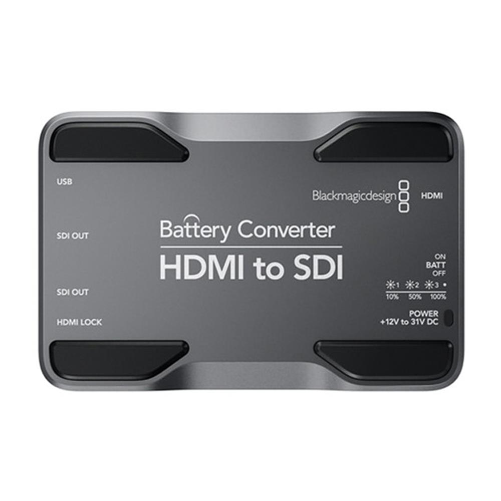 BLACKMAGIC CONVBATT/HS BATTERY CONVERTER