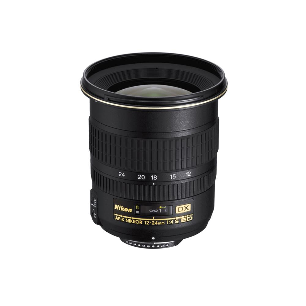 NIKON AF-S 12-24MM F4 G DX IF-ED NIKKOR