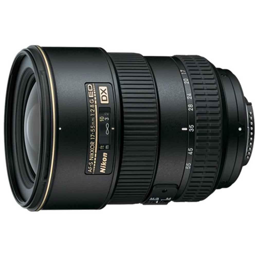 NIKON DX NIKKOR AF-S 17-55MM F2.8  IF ED