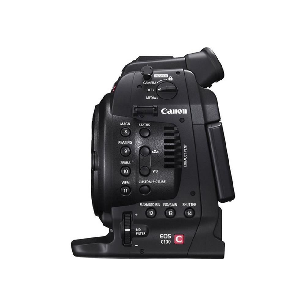 Henrys com : CANON EOS C100 DAF CINEMA CAMCORDER