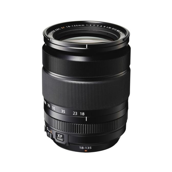 Kết quả hình ảnh cho Fujifilm XF 18-135mm f/3.5-5.6 R LM OIS WR ($899) :