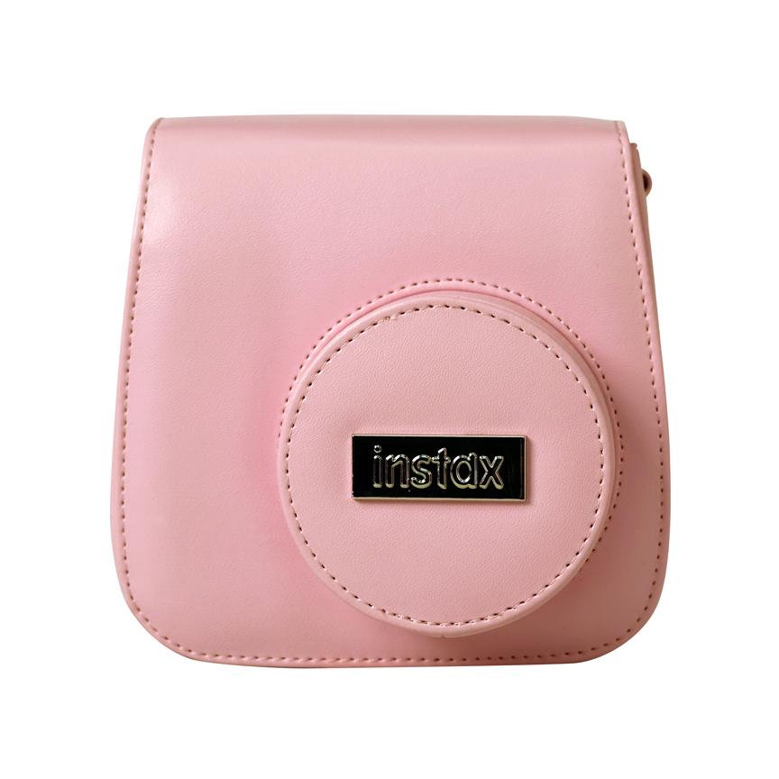 FUJIFILM Instax Mini Groovy Case Pink