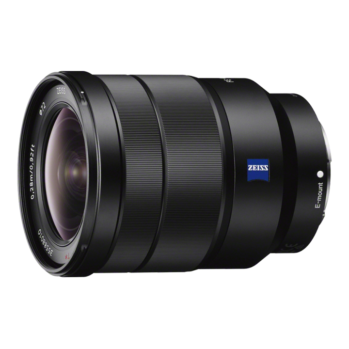 Sony Zeiss FE 16-35mm f/4 T* Zoom Lens
