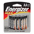 ENERGIZER MAX AA BATTERY 12PK