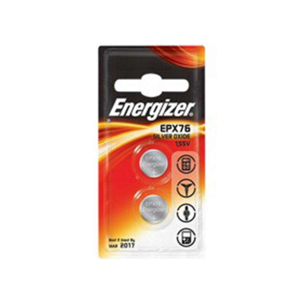 ENERGIZER MS-76 BATTERY 2PK