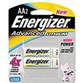 ENERGIZER ADVANCED AA/2 LITH BATTERIES
