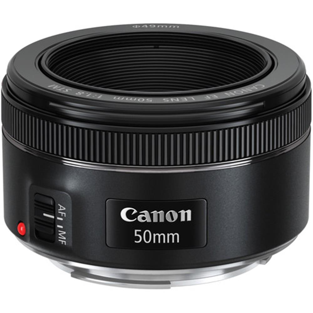CANON EF 50MM F1.8 STM LENS 0570C002 - Henry\'s best camera store in ...