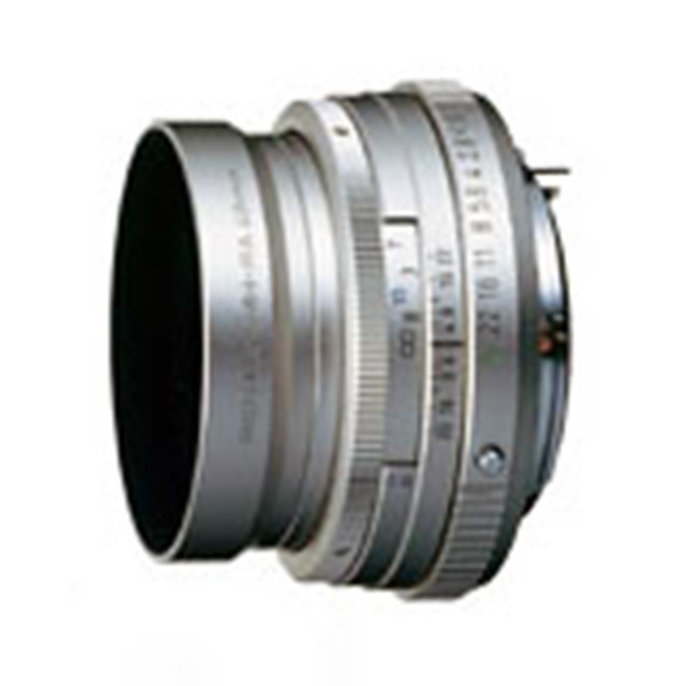 PENTAX SMCP-FA 43MM 1.9 LIMITED (SILVER)