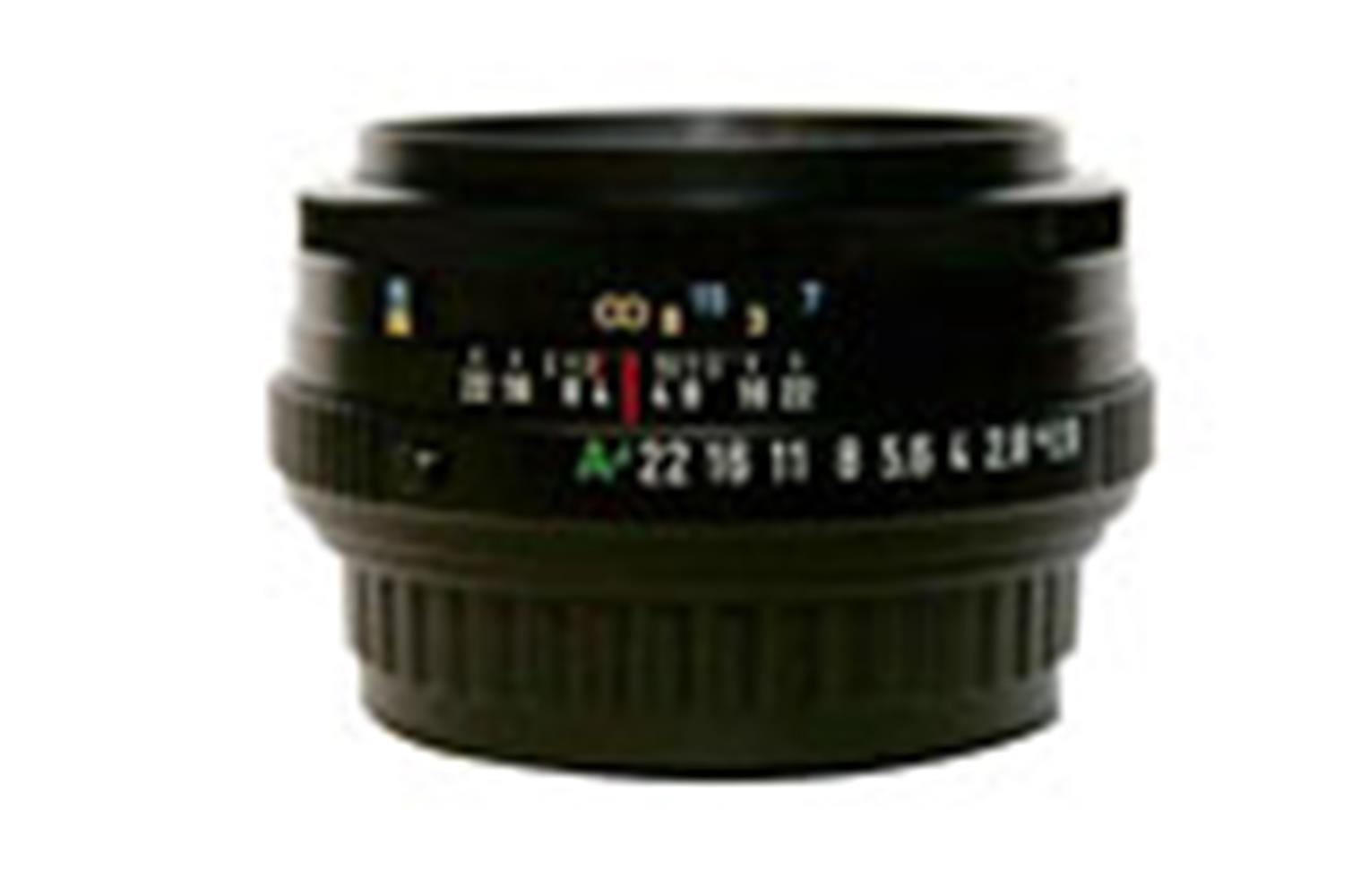 PENTAX SMCP-FA 43MM 1.9 LIMITED (BLACK)