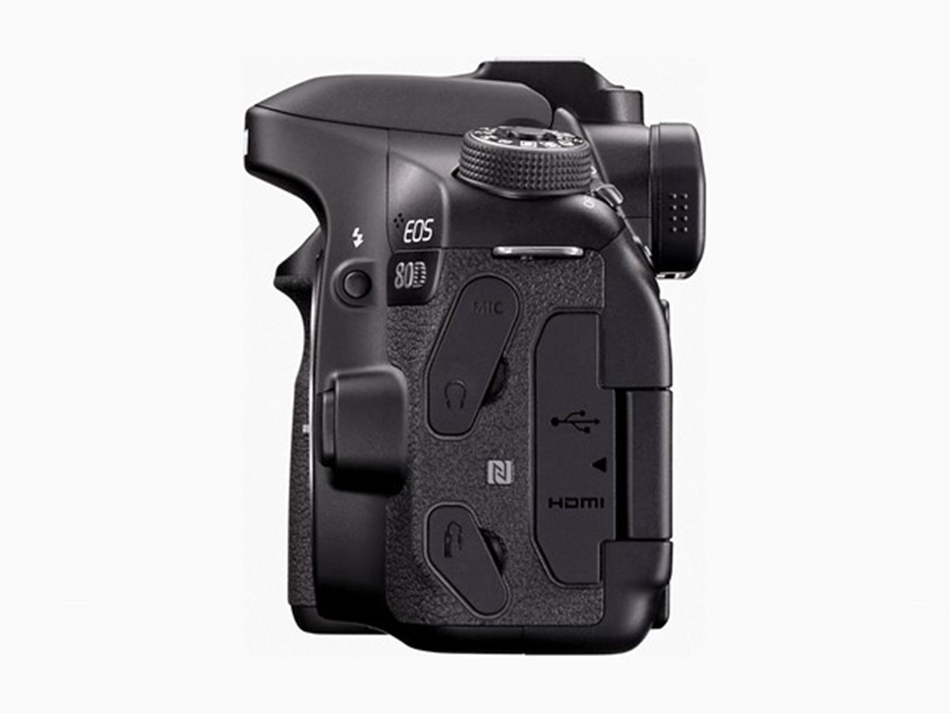 Henrys com : CANON EOS 80D W/EF-S 18-135 IS USM LENS