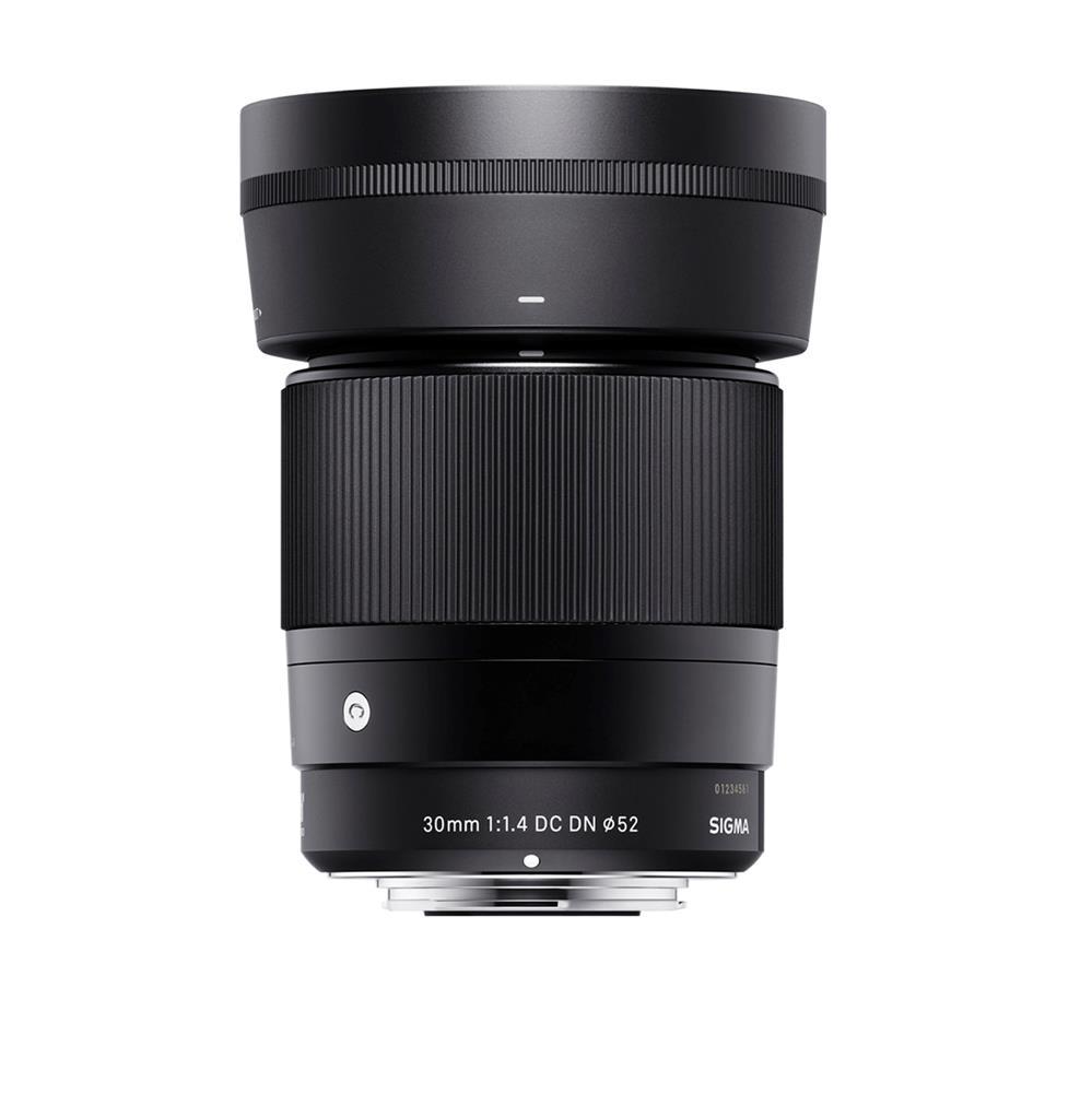 Henrys Com Sigma 30mm F1 4 Dc C Dn Sony E Lens