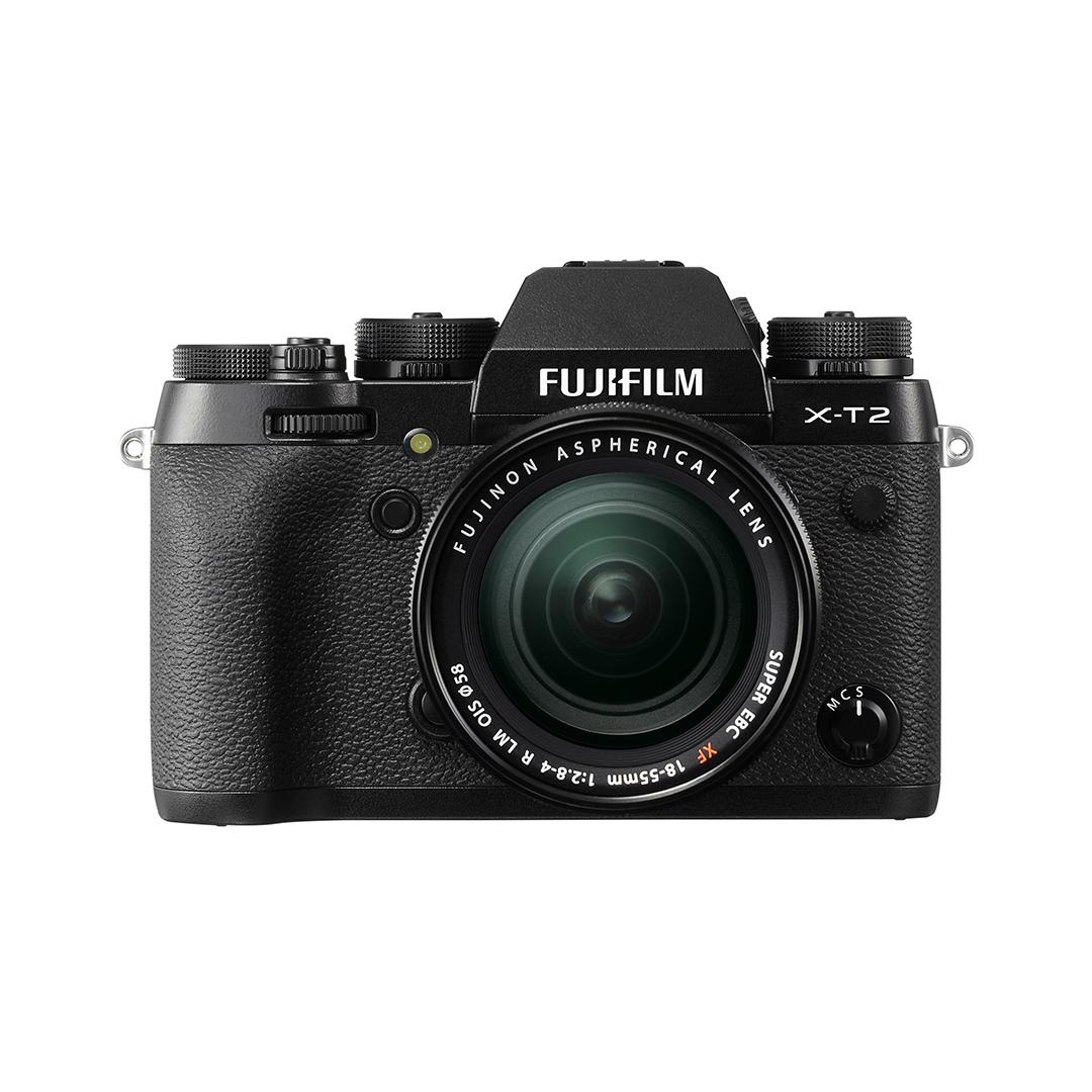 Fujifilm X E3 Black W Xf 18 55 F28 4 Lens Kit 55mm Silver 35mm F2 T2 55f28 Ois