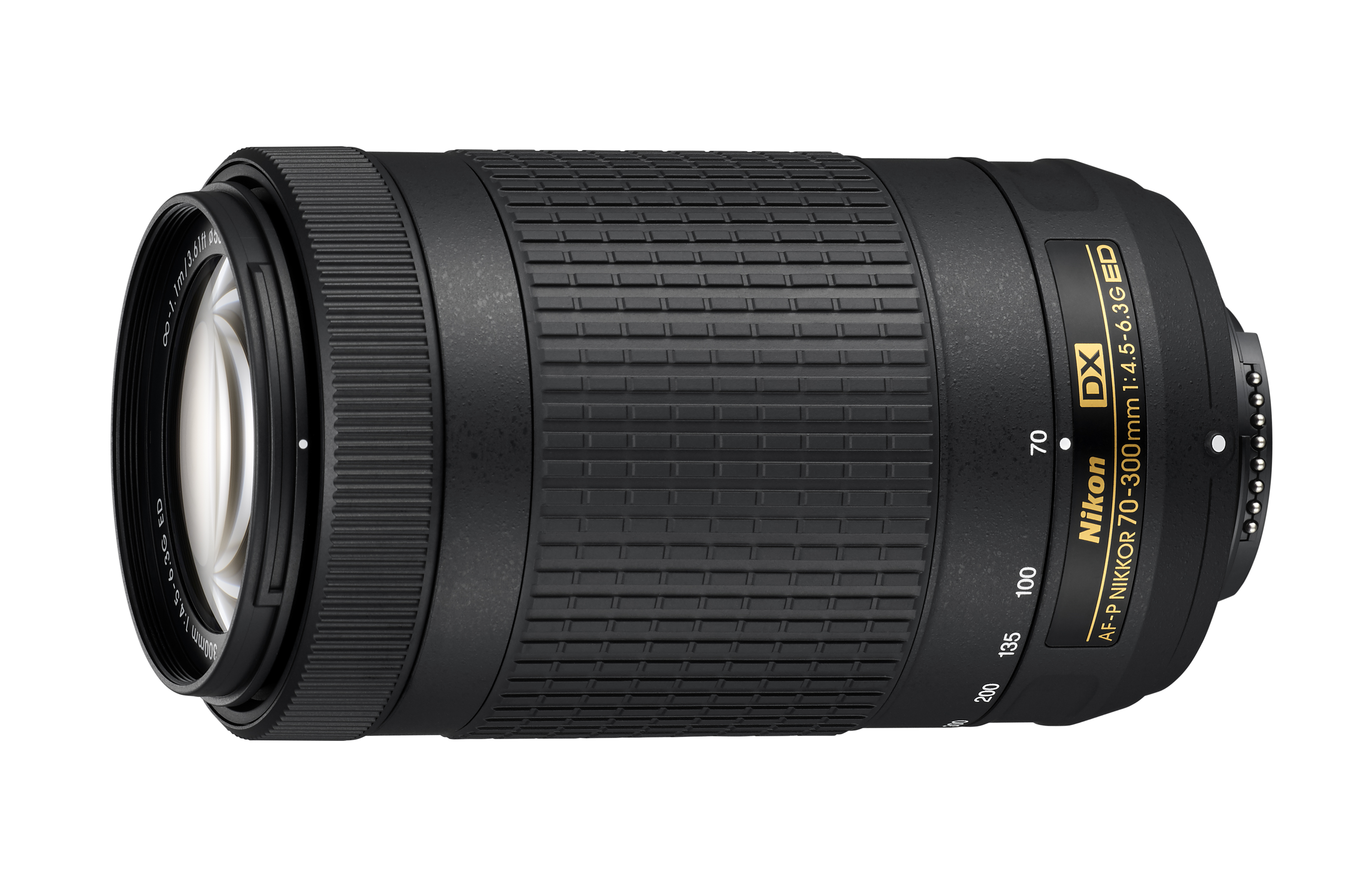 Nikon AF-P DX 70-300mm f/4.5-6.3 G ED Lens