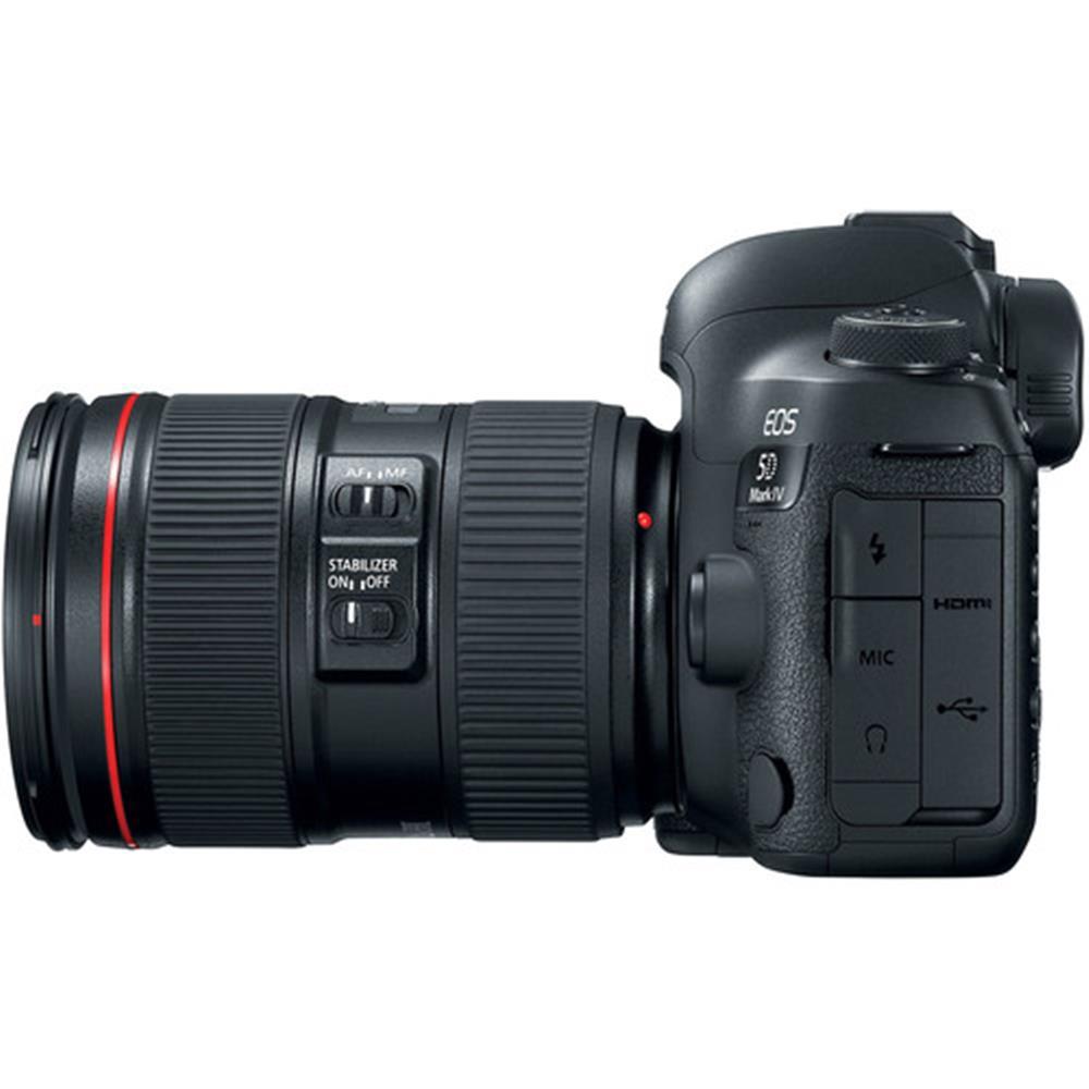 Henrys com : CANON EOS 5D MARK IV W/24-105 F4L IS II