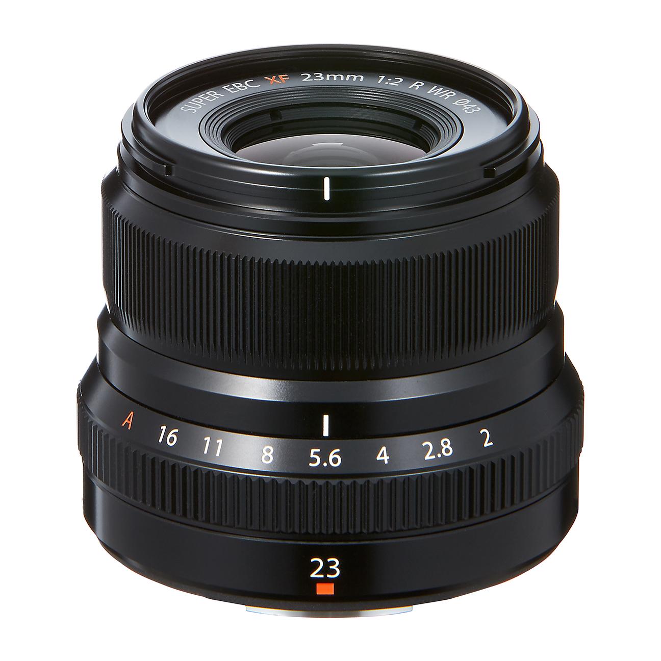 FUJINON XF 23mm F2.0R WR Lens