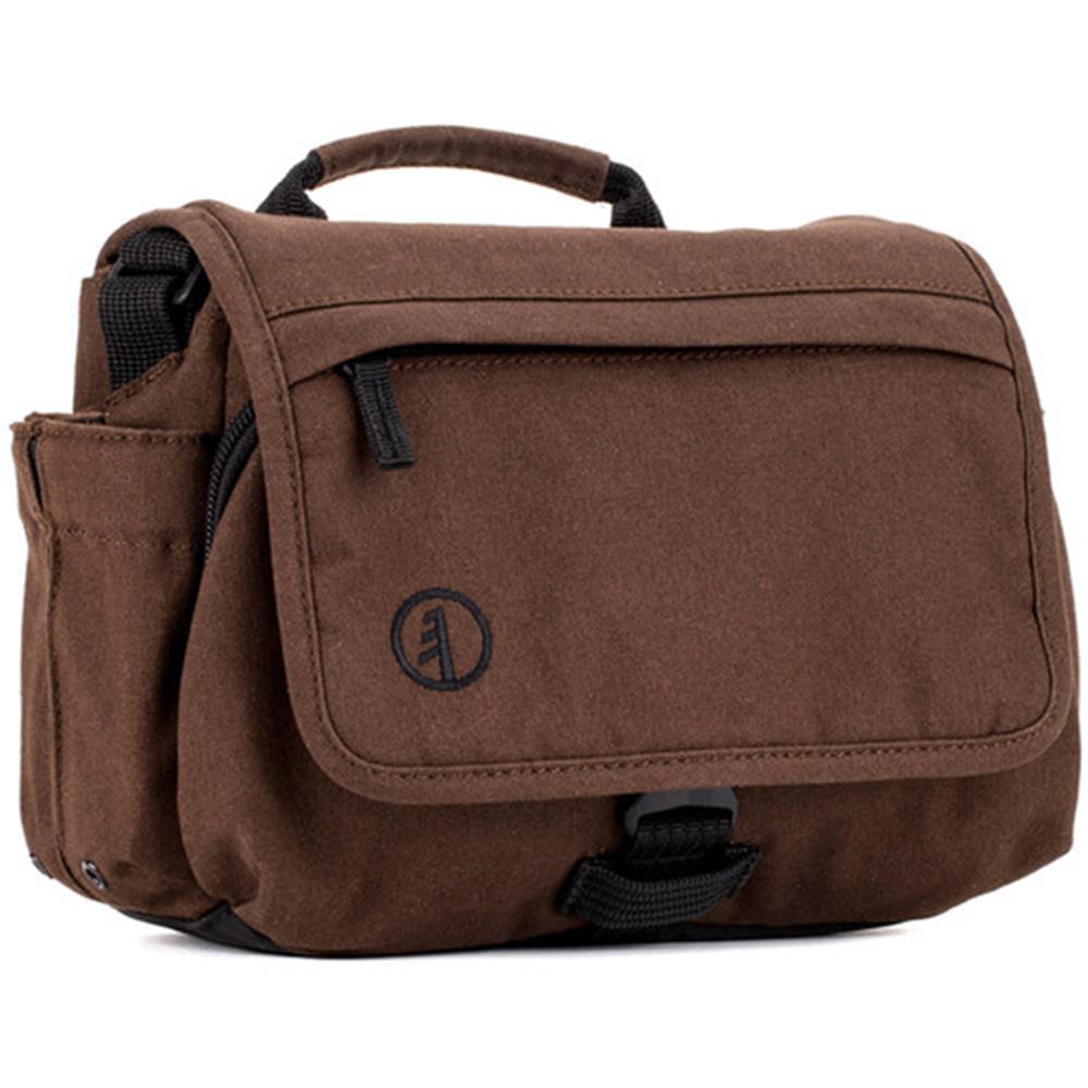 86cf48e21591 Henrys.com   TAMRAC APACHE 2.2 SMALL SHOULDER BAG BROWN
