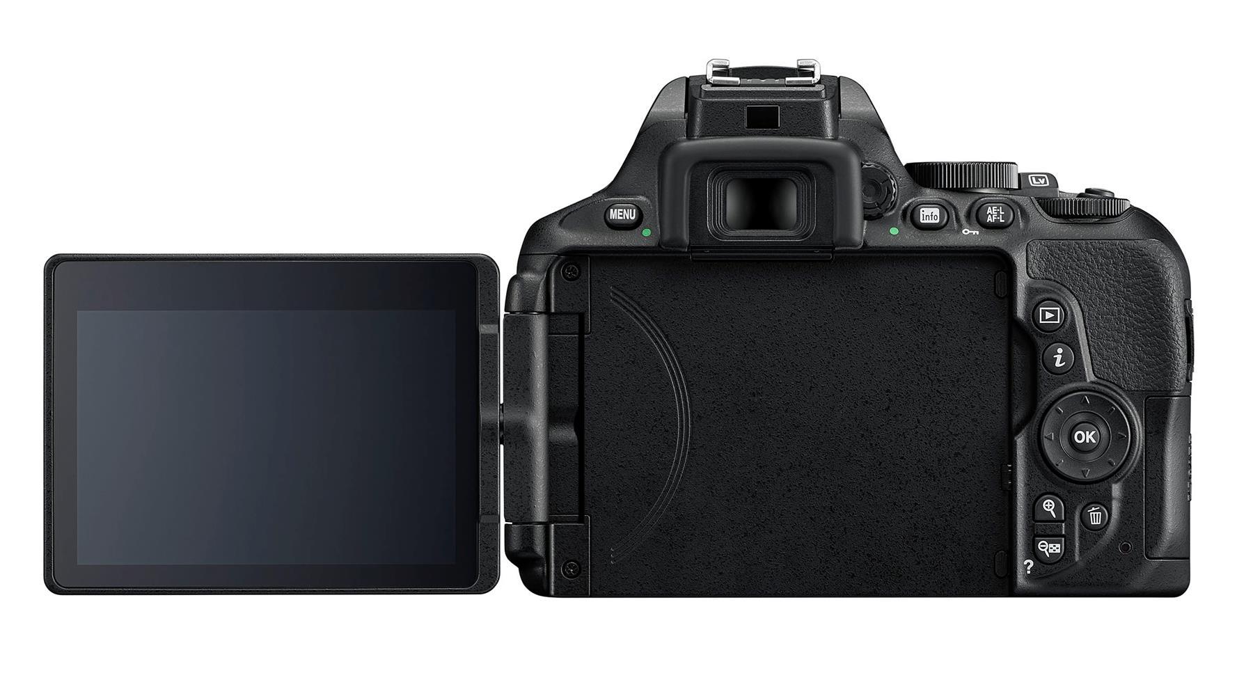 Gadget Place TTL Flash Cable for Nikon D3500 D3400 D5600