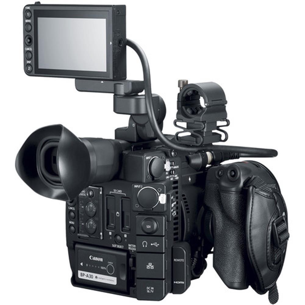 Henrys com : CANON EOS C200 EF 4K CINEMA CAMCRD 4