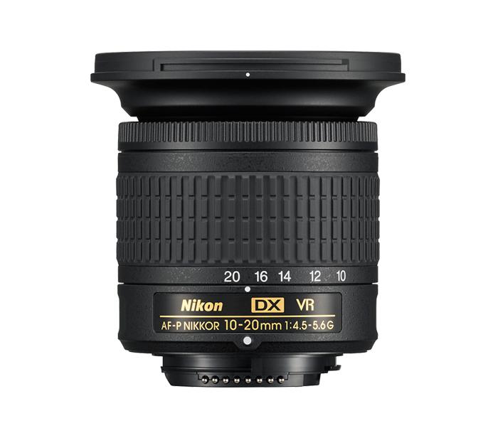Nikon AF-P DX 10-20mm f/4.5-5.6 G VR Lens