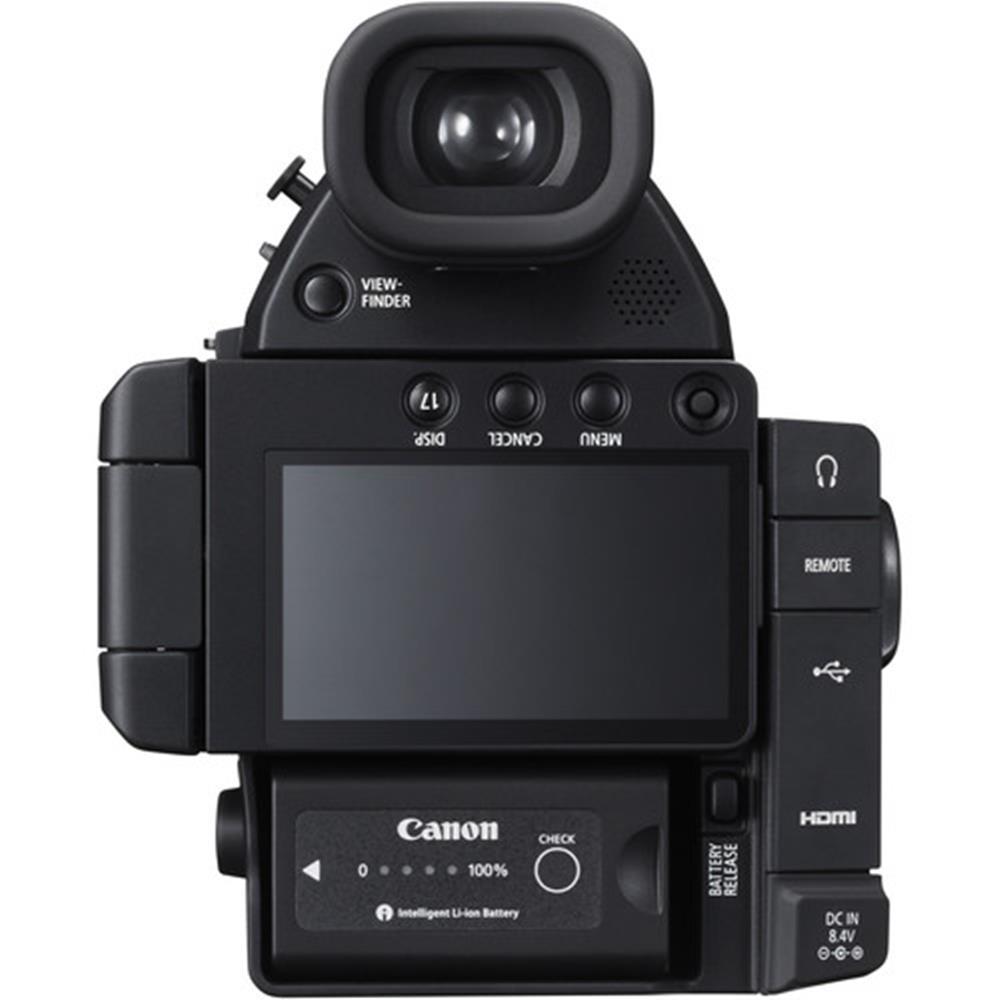Henrys com : CANON EOS C100 MKII W/EF24-105II LENS