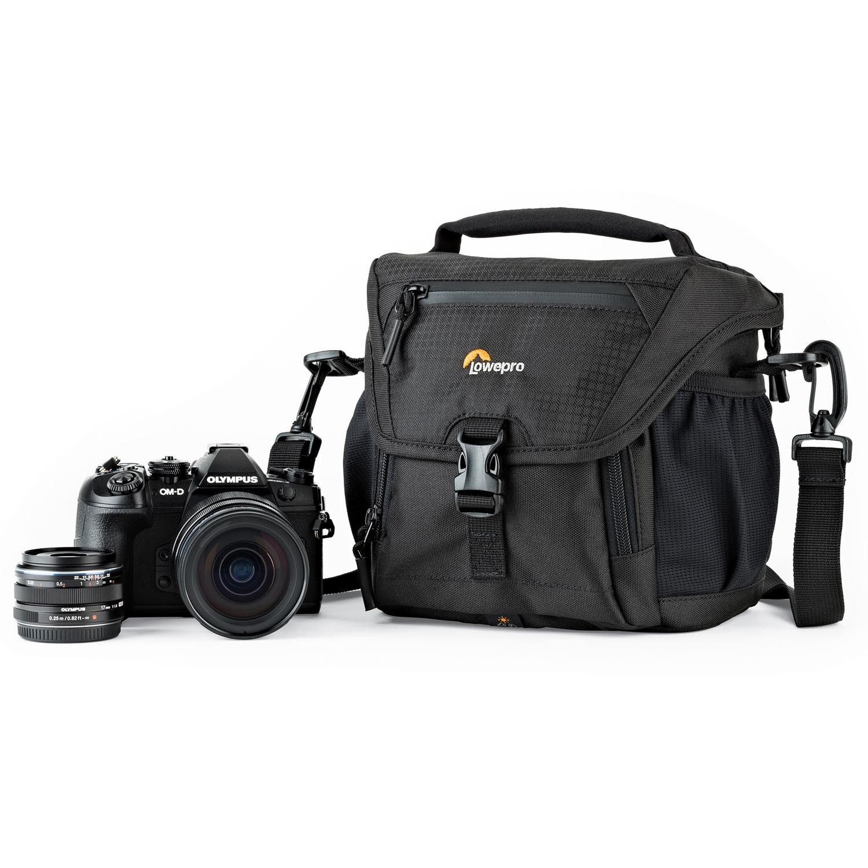 Lowepro Toploader Zoom 50 Aw Ii Black 55 Nova Sh 140 Shoulder Bag