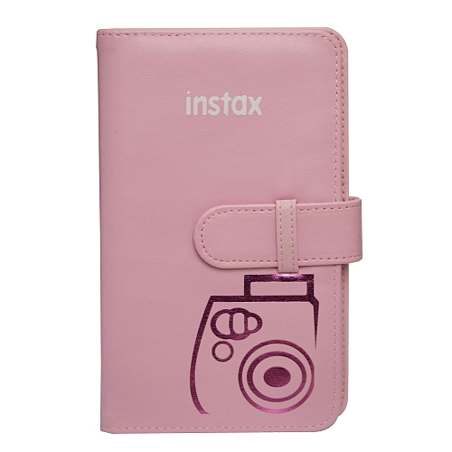 Fujifilm Instax Mini Photo Album Pink