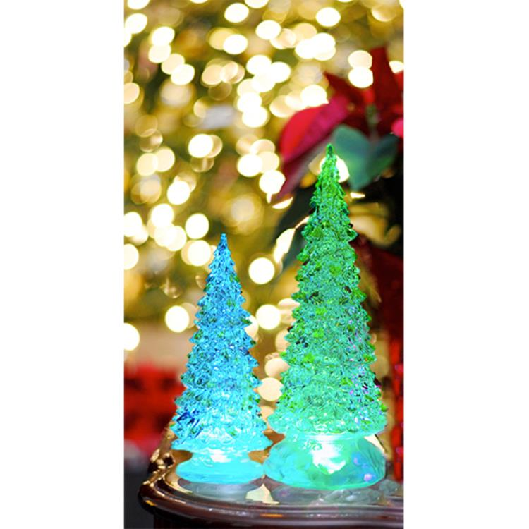 Costco Twinkling Christmas Tree: Gift Of Hope: Twinkling LED Christmas Tree